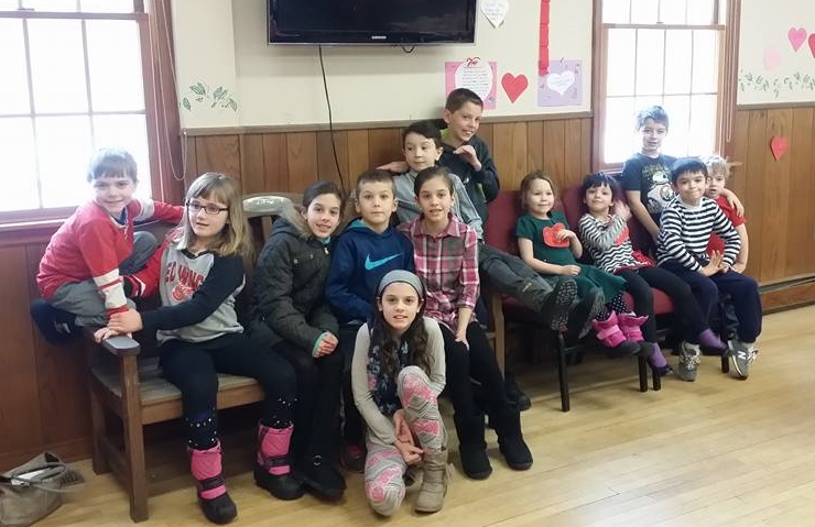 Never Alone | Wading River Congregational Church